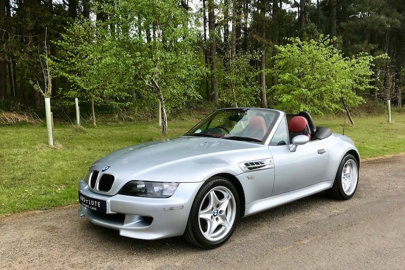 1998 BMW Z3M Roadster - 38k miles, FSH Top Spec, Fabulous example For Sale (picture 2 of 6)