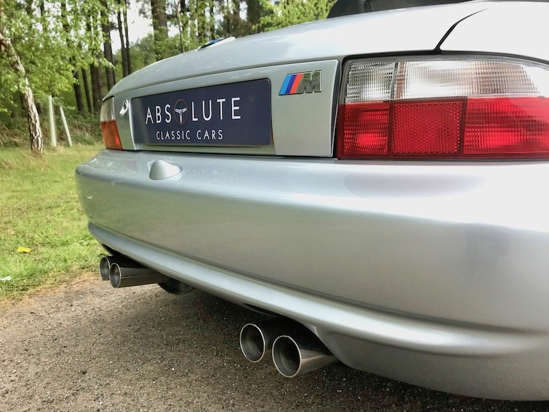 1998 BMW Z3M Roadster - 38k miles, FSH Top Spec, Fabulous example For Sale (picture 5 of 6)