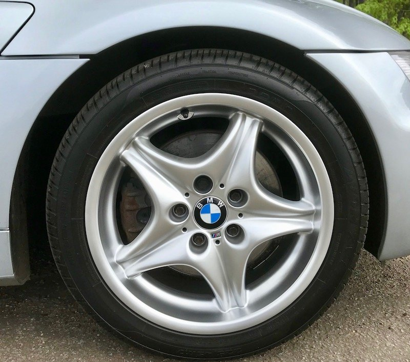 1998 BMW Z3M Roadster - 38k miles, FSH Top Spec, Fabulous example For Sale (picture 6 of 6)