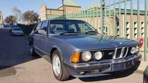 1988 BMW 745i M88 Auto RHD Homologation - RARE