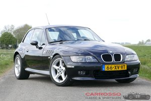BMW Z3 2.8 Coupé in good condition
