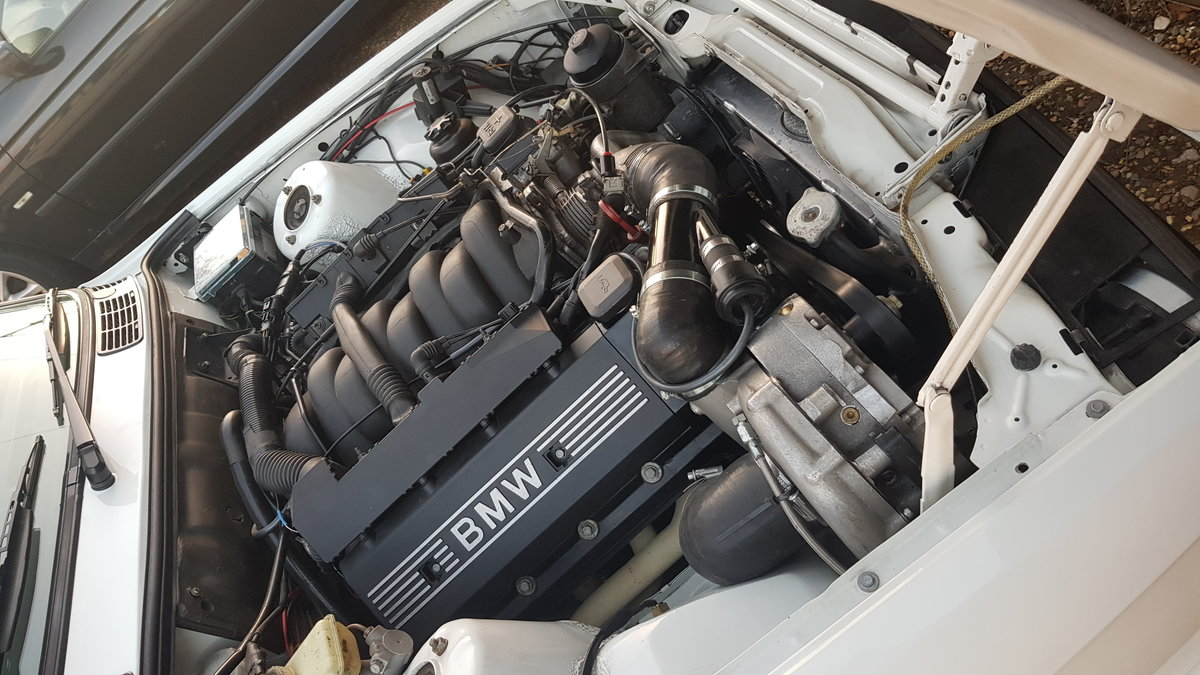 1989 520BHP BMW E30 Touring Supercharged V8 'Sleeper' For Sale (picture 6 of 6)