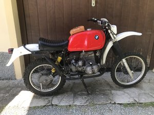 Picture of 1988 BMW 650 Enduro Special