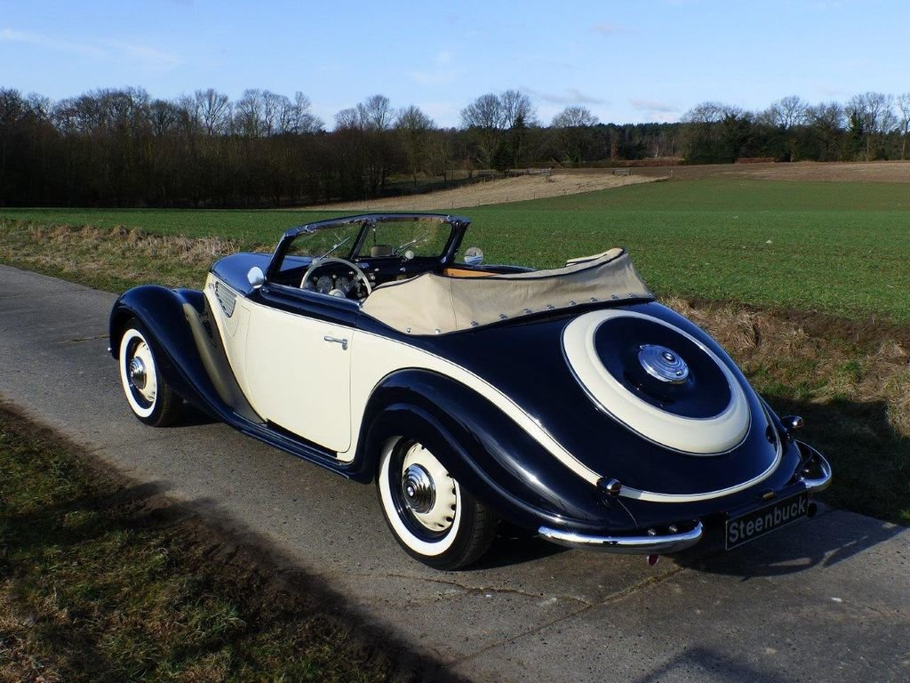 1939 BMW 327/28 Convertible - barn find, grandly restored For Sale (picture 3 of 6)