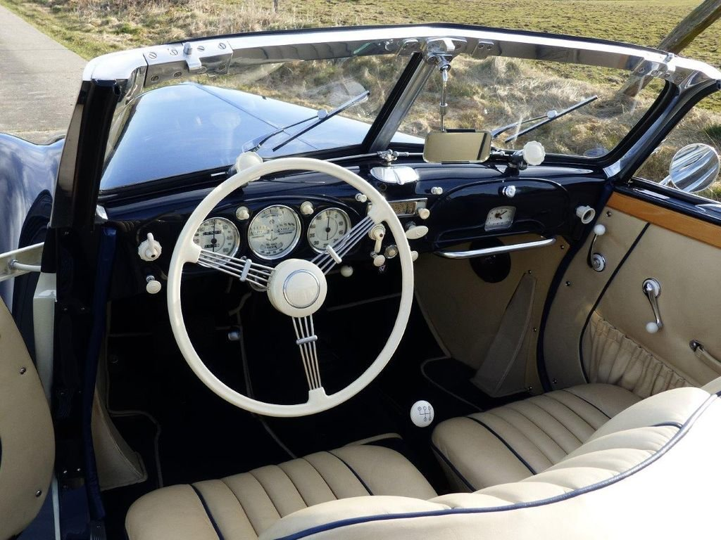 1939 BMW 327/28 Convertible - barn find, grandly restored For Sale (picture 6 of 6)