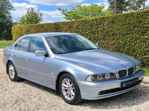 2002 BMW 525i (E39) Auto **Full BMW History, Excellent Spec**