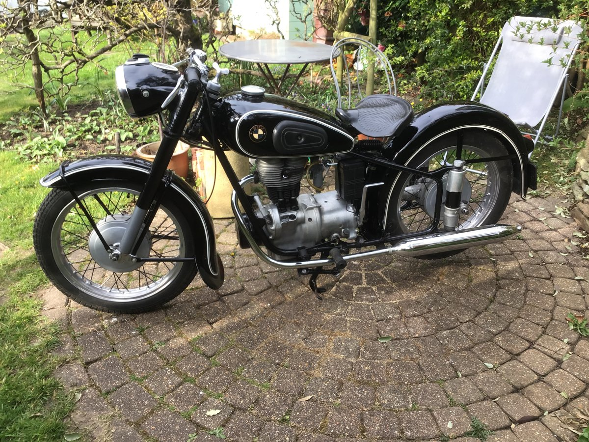1955 BMW R25/3 Classic For Sale (picture 1 of 6)