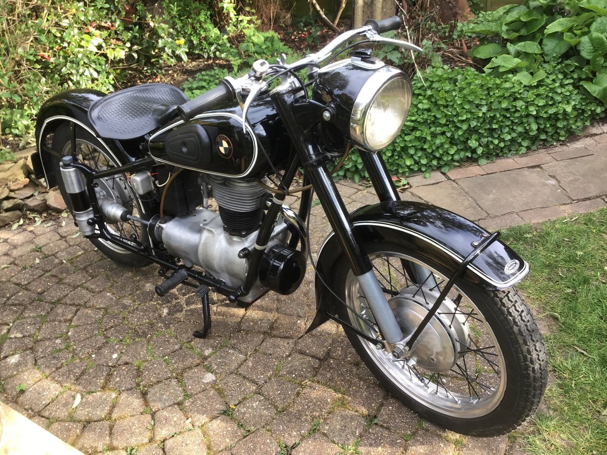 1955 BMW R25/3 Classic For Sale (picture 2 of 6)