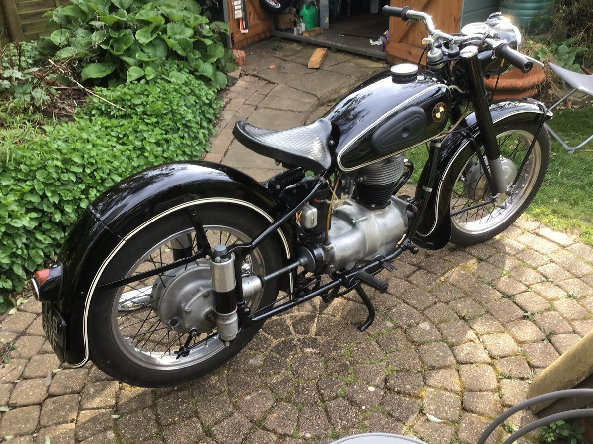 1955 BMW R25/3 Classic For Sale (picture 3 of 6)