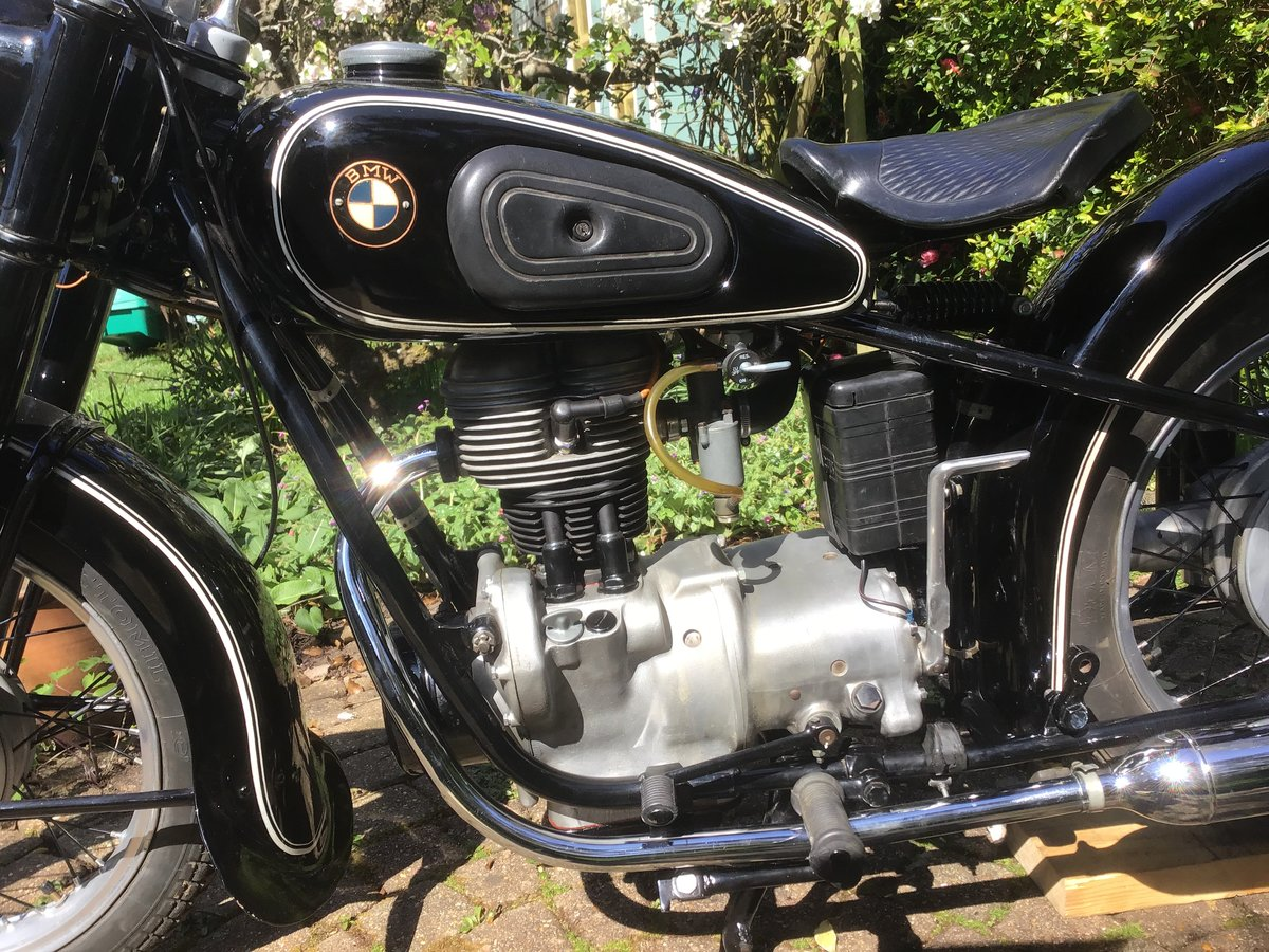 1955 BMW R25/3 Classic For Sale (picture 4 of 6)