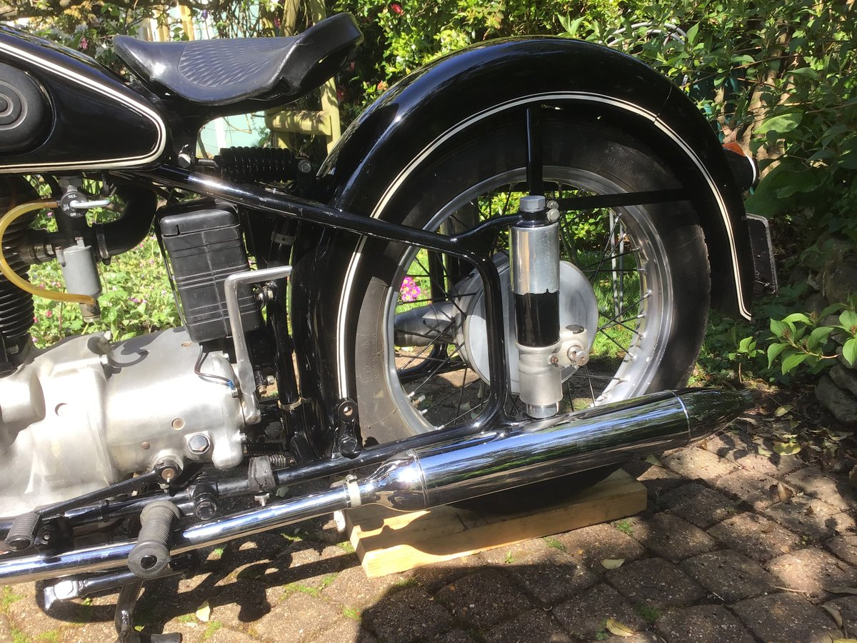 1955 BMW R25/3 Classic For Sale (picture 6 of 6)