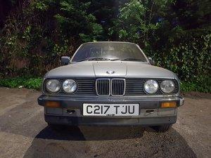 BMW e30 Non Sunroof 2 Door RWD