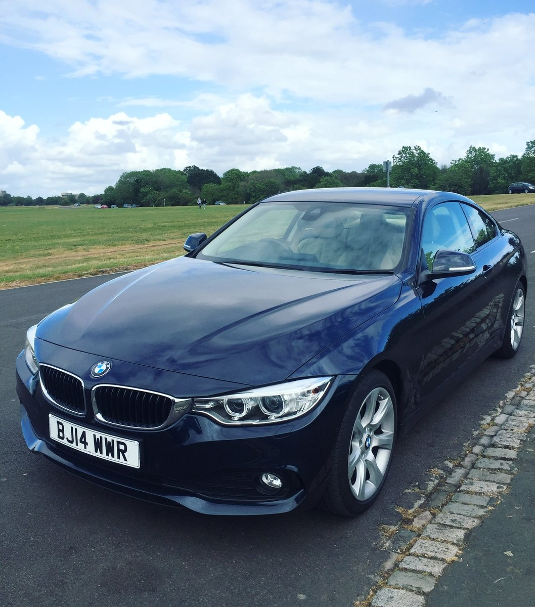 2014 BMW 420d  For Sale (picture 1 of 3)