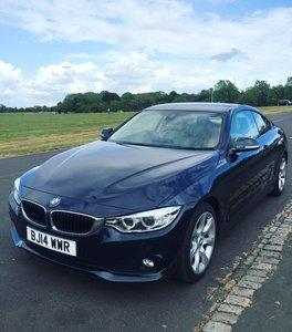 2014 BMW 420d
