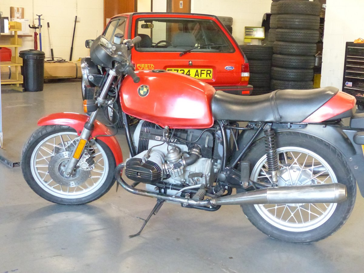1982 BMW R65 SOLD (picture 1 of 1)