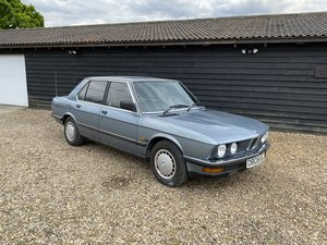 1987 BMW 520 For Sale