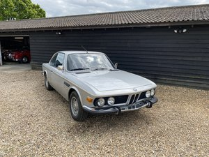 1972 BMW E9 3.0 CSI Manual For Sale