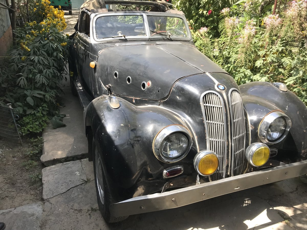 1940 BMW 327/28 rare car For Sale (picture 1 of 5)