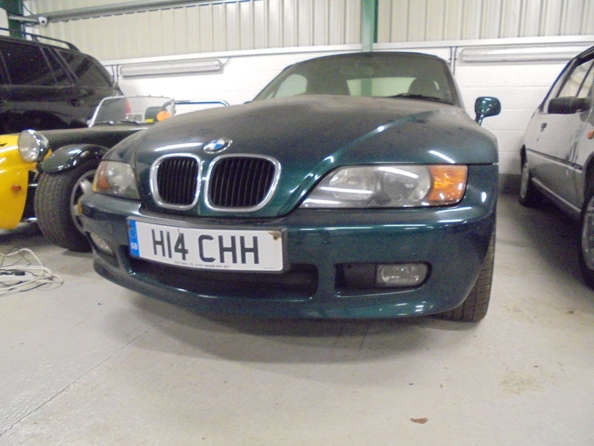 1998 BMW Z3 PROJECT For Sale (picture 1 of 6)