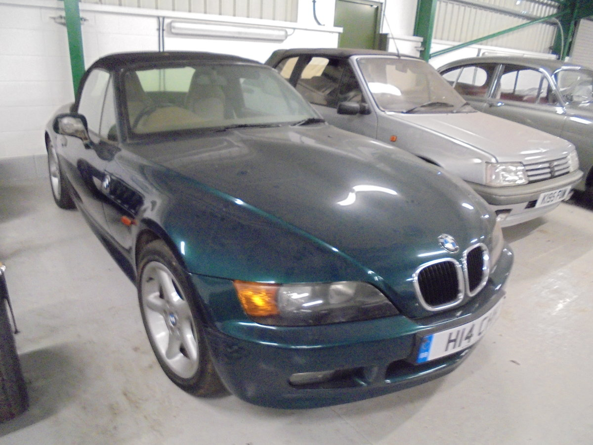 1998 BMW Z3 PROJECT For Sale (picture 2 of 6)