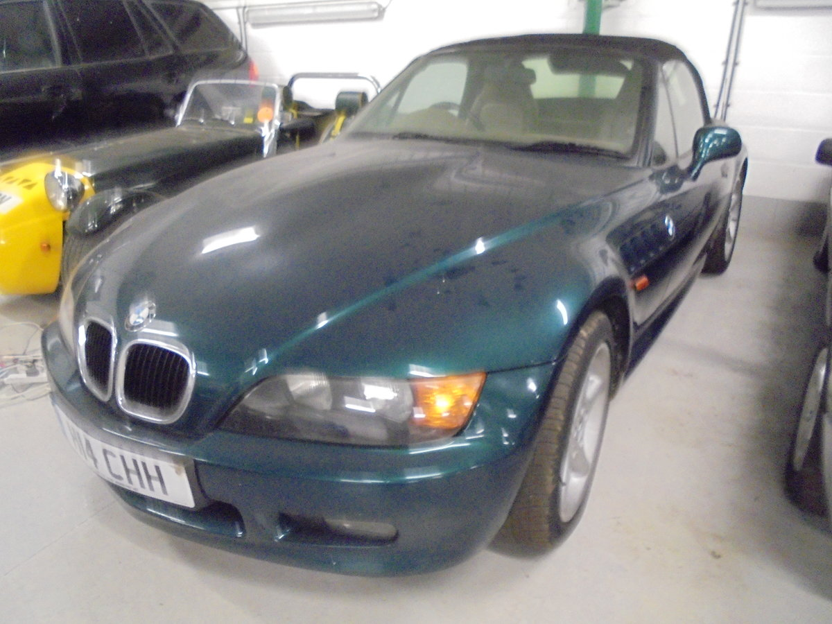 1998 BMW Z3 PROJECT For Sale (picture 3 of 6)