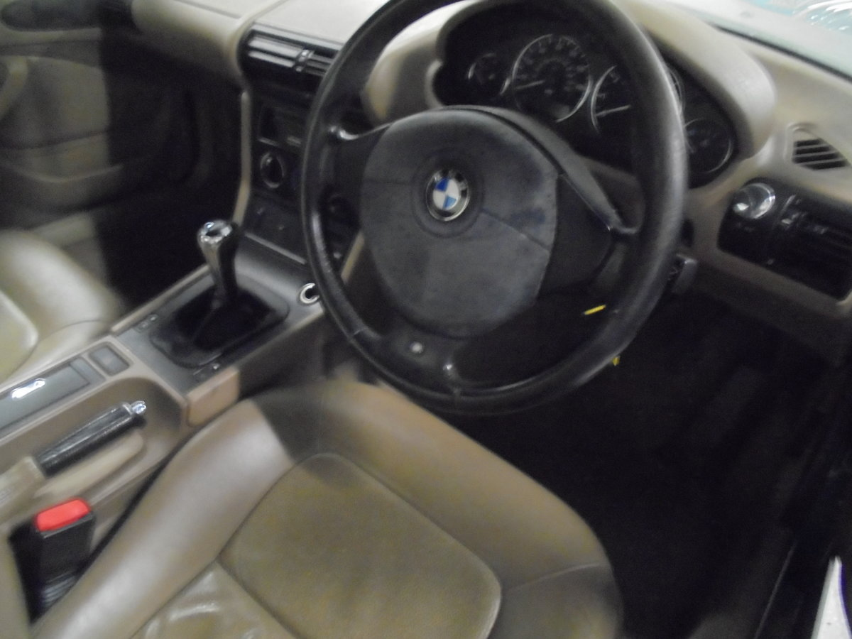 1998 BMW Z3 PROJECT For Sale (picture 5 of 6)