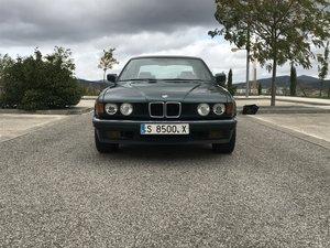 1991 BMW 730i E32