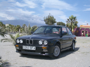 1986 BMW 325i Sport E30 '86 Superb Private Collection