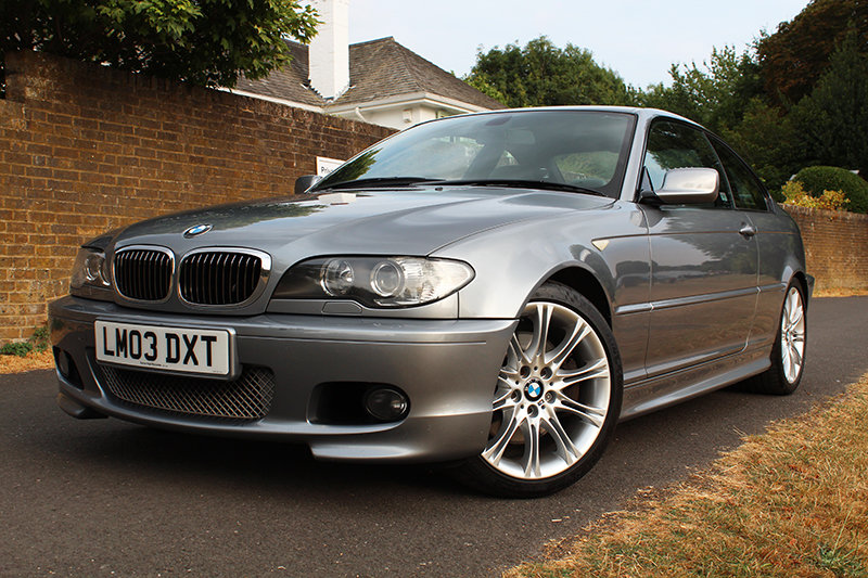 2002 E46 WANTED 330CI / CLUBSPORT For Sale (picture 1 of 1)