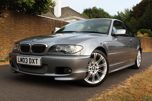 E46 WANTED 330CI / CLUBSPORT