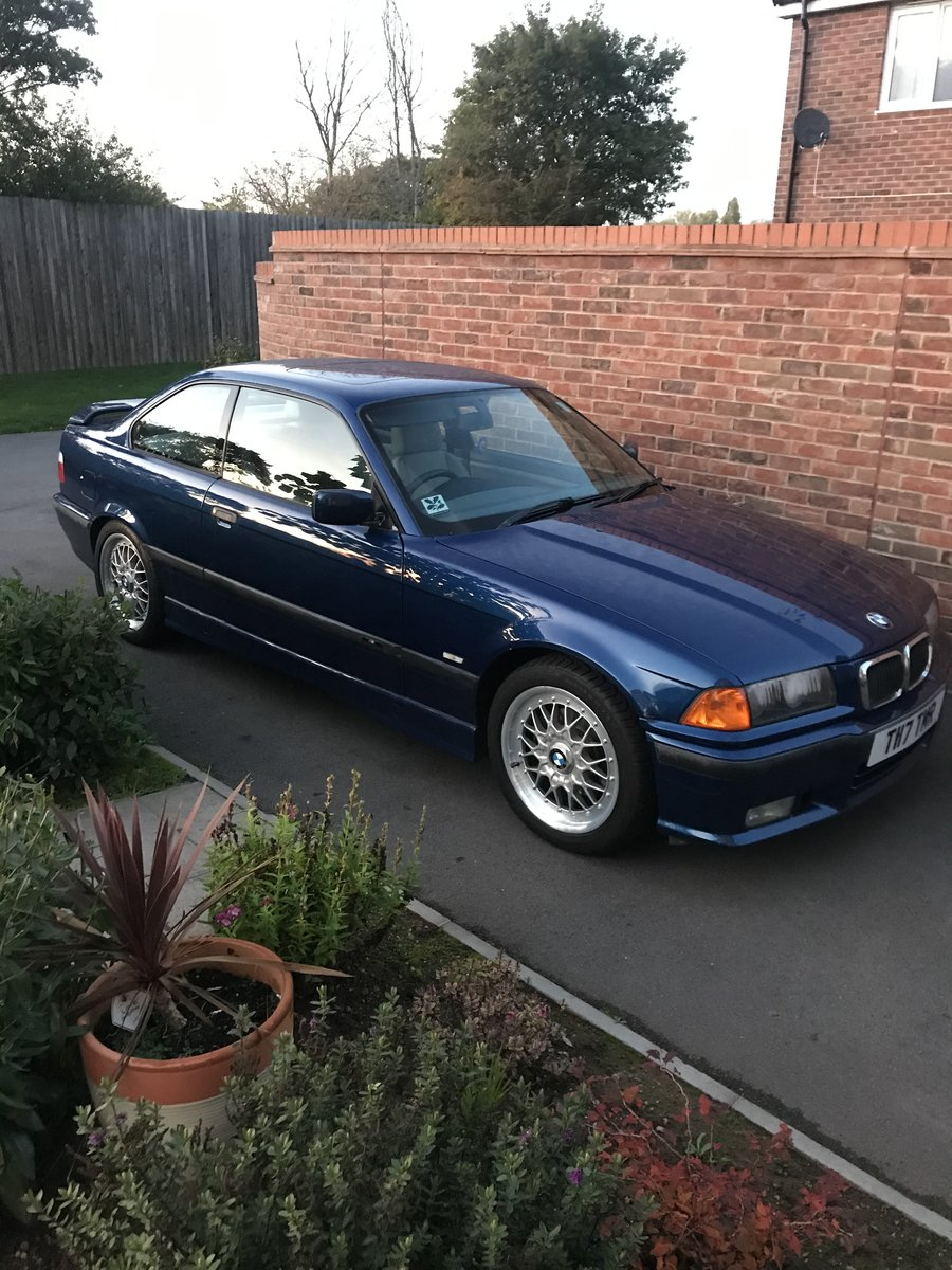1999 BMW E36 328i Sport SOLD (picture 1 of 1)