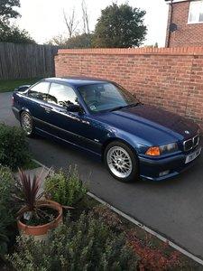 1999 BMW E36 328i Sport