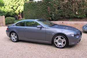 2004 (54) BMW 645CI Coupe 4.4 V8 Auto