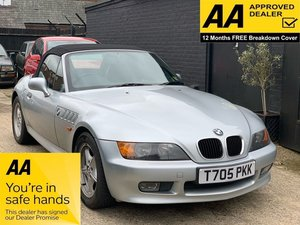 1999 BMW Z3 1.9 2dr Automatic SOLD