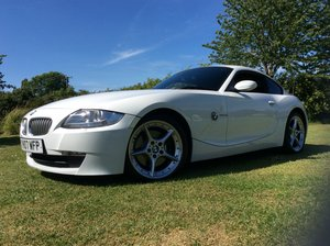 BMW Z4 Coupe 3.0 litre Si Sports Coupe Manual
