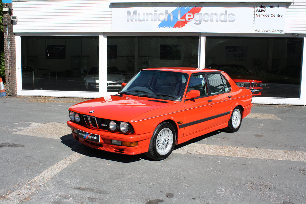 1987 BMW E28 M5 For Sale (picture 1 of 6)