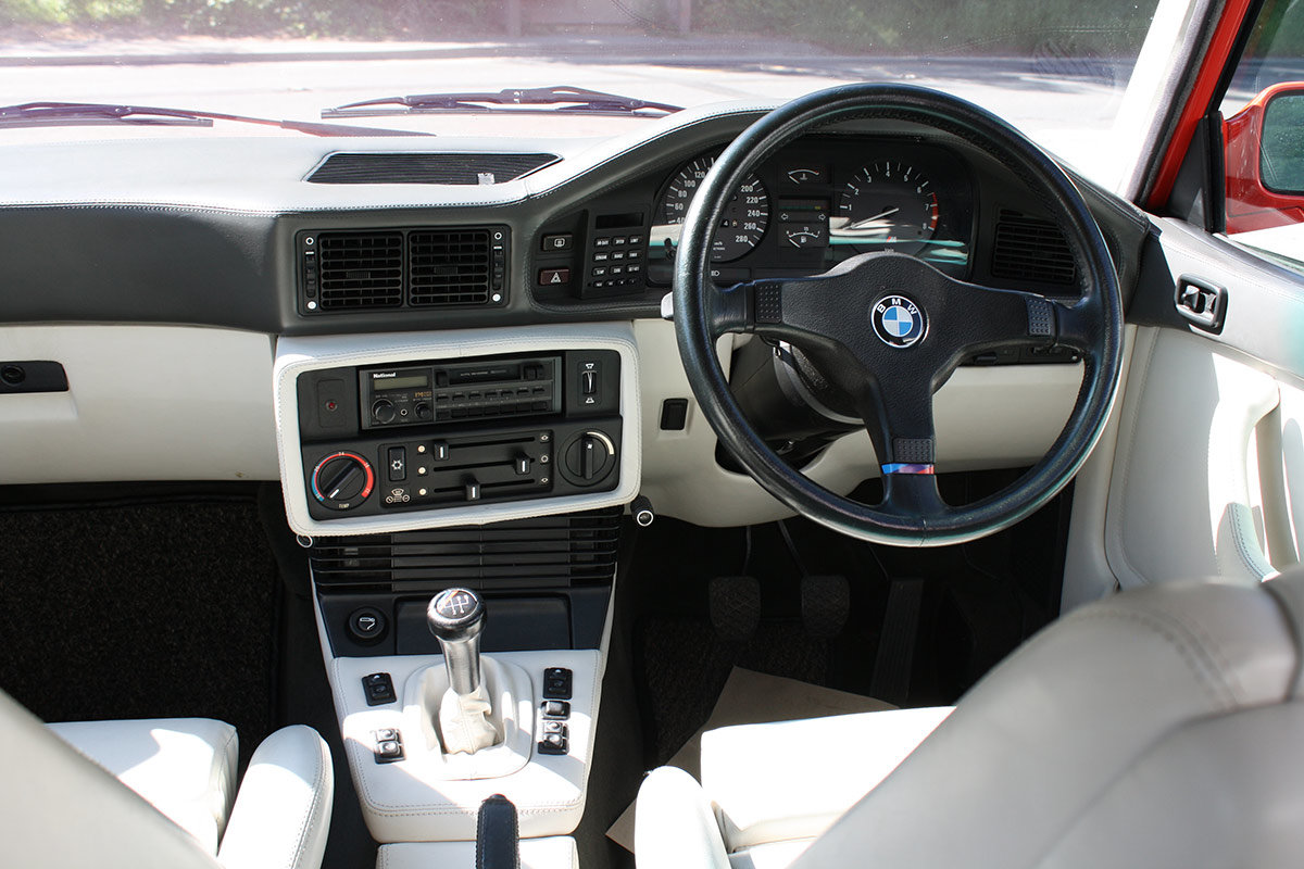 1987 BMW E28 M5 For Sale (picture 6 of 6)