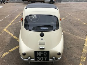 1960 BMW ISETTA fully restored