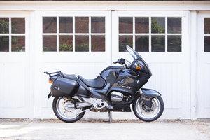 1999 BMW R1100 RT