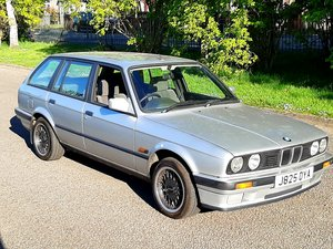 1992 BMW 316i Touring Manual E30