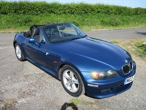 2001 BMW Z3 2.2 Roadster Automatic. SOLD