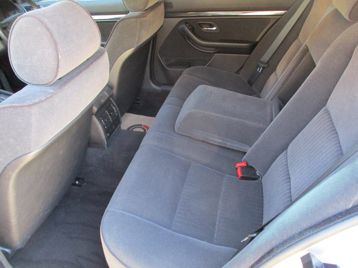 1998 BMW 523 Saloon Automatic. 25000 Miles SOLD (picture 6 of 6)