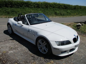 2002 BMW Z3 2.2 Automatic. Mint condition SOLD
