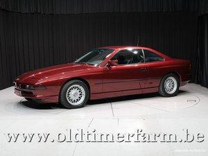 1993 BMW 850Ci '93