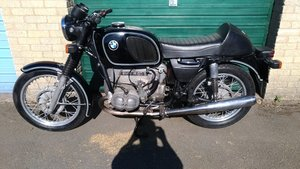 BMW R60/6 With V5c Historic vehicle