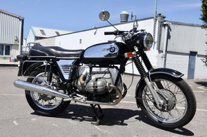 1972 BMW R50/5 500cc Very Original Matching Numbers