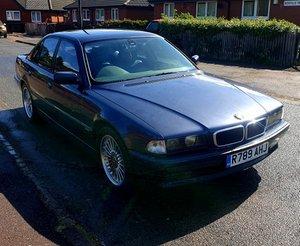 1997 BMW 740i v8