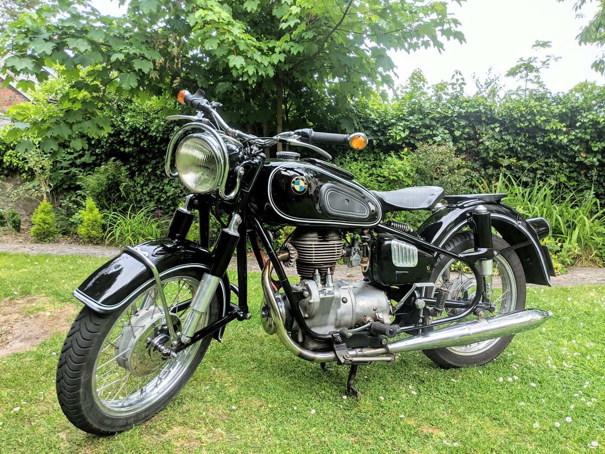 1959 BMW R26 (R25 - R26 - R27 Series) For Sale (picture 1 of 6)