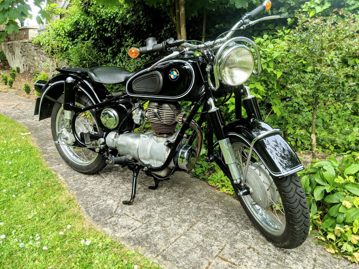 1959 BMW R26 (R25 - R26 - R27 Series) For Sale (picture 2 of 6)
