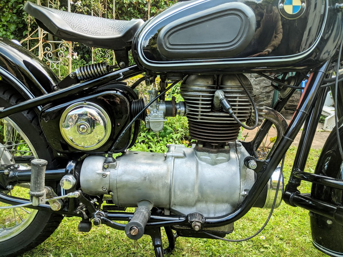 1959 BMW R26 (R25 - R26 - R27 Series) For Sale (picture 3 of 6)